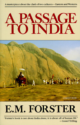 Discuss Forster's portrayal of Indian society in A Passage to India.